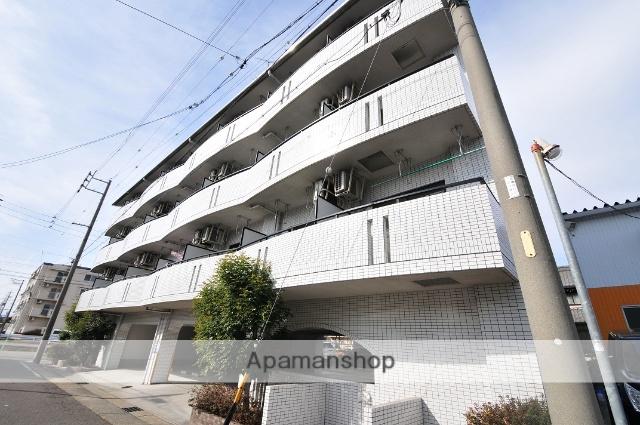 愛知県名古屋市守山区、印場駅徒歩10分の築18年 4階建の賃貸マンション