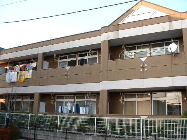 愛知県瀬戸市、山口駅徒歩2分の築21年 2階建の賃貸マンション