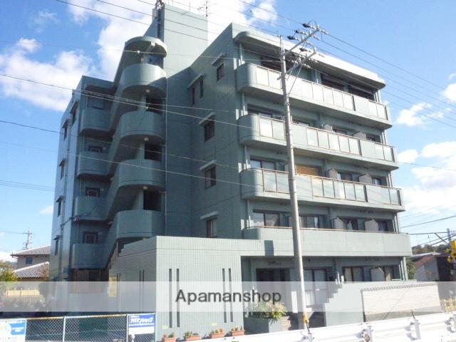 愛知県瀬戸市、瀬戸市役所前駅徒歩7分の築23年 5階建の賃貸マンション