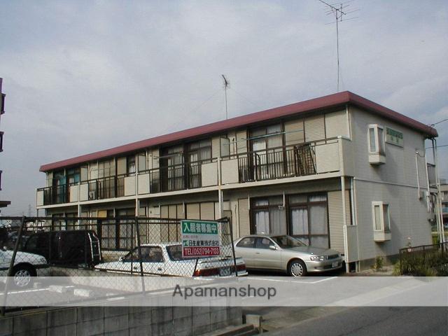 愛知県名古屋市守山区、新守山駅徒歩15分の築30年 2階建の賃貸アパート