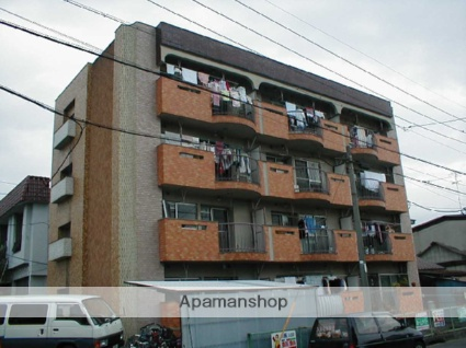 愛知県名古屋市守山区、大森・金城学院前駅徒歩12分の築37年 4階建の賃貸マンション