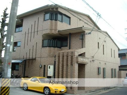 愛知県名古屋市守山区、大森・金城学院前駅徒歩8分の築20年 3階建の賃貸マンション
