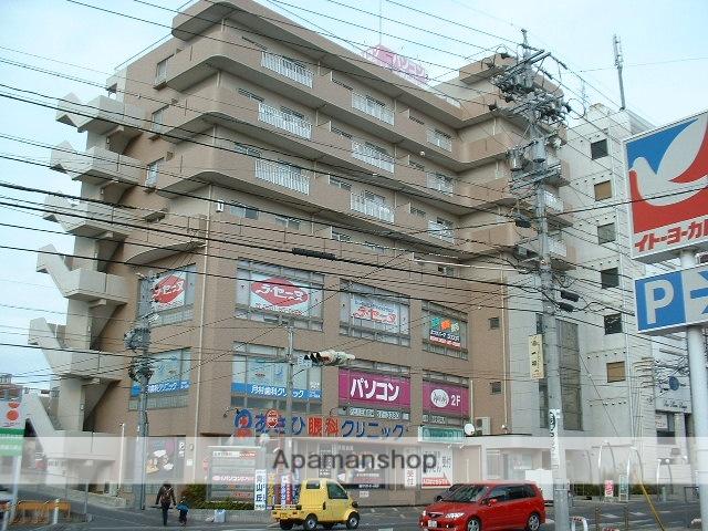 愛知県尾張旭市、尾張旭駅徒歩19分の築19年 8階建の賃貸マンション