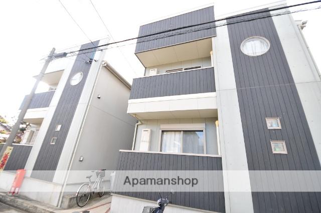 愛知県名古屋市守山区、新守山駅徒歩11分の築10年 2階建の賃貸アパート