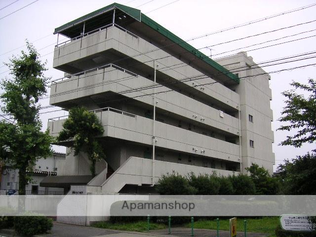 愛知県名古屋市守山区、小幡駅徒歩10分の築32年 5階建の賃貸マンション