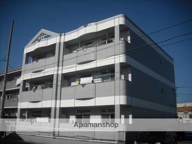 愛知県名古屋市守山区、新守山駅徒歩18分の築23年 3階建の賃貸マンション