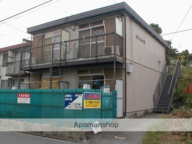 愛知県名古屋市守山区、守山自衛隊前駅徒歩5分の築40年 2階建の賃貸アパート