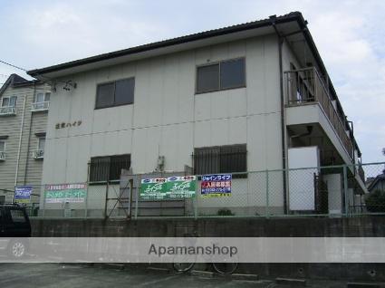 愛知県尾張旭市の築29年 2階建の賃貸アパート