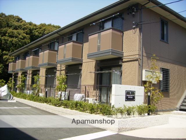 愛知県瀬戸市、山口駅徒歩8分の築11年 2階建の賃貸アパート