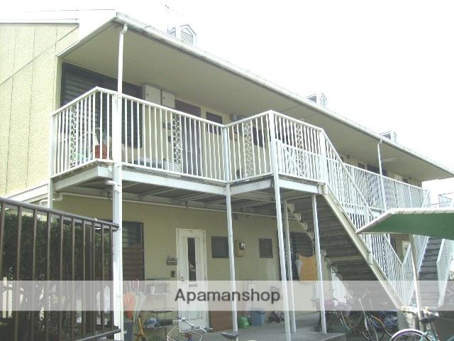 愛知県名古屋市守山区の築29年 2階建の賃貸アパート