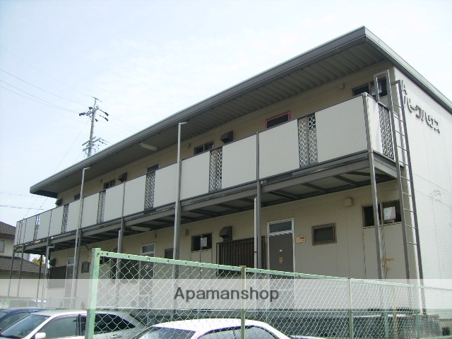愛知県名古屋市守山区、藤が丘駅徒歩23分の築32年 2階建の賃貸アパート
