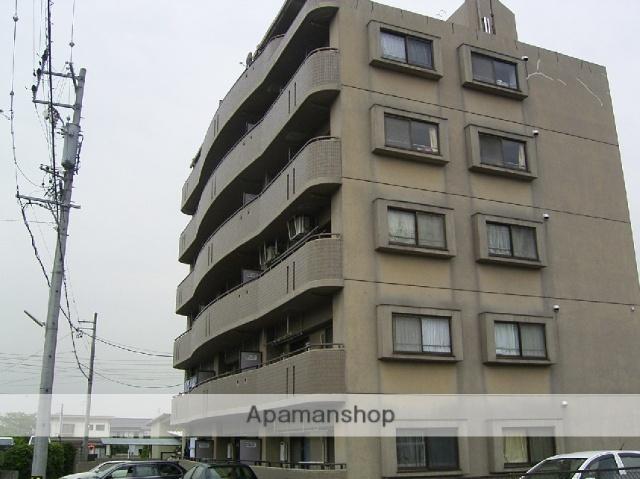 愛知県瀬戸市、水野駅徒歩13分の築24年 6階建の賃貸マンション