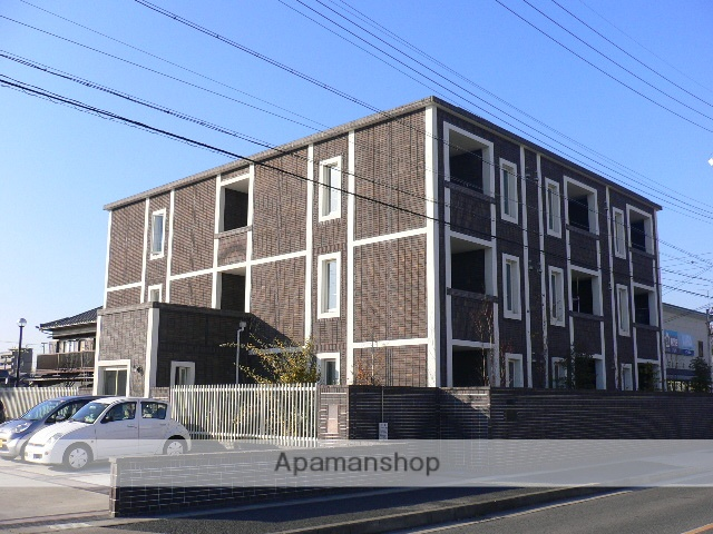 愛知県尾張旭市、大森・金城学院前駅徒歩21分の築9年 3階建の賃貸マンション