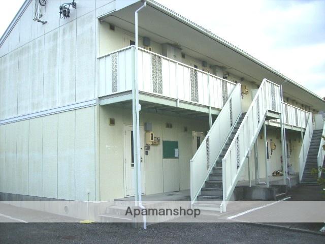 愛知県尾張旭市、三郷駅徒歩14分の築25年 2階建の賃貸アパート