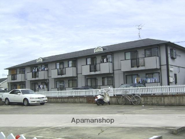 愛知県瀬戸市、瀬戸市役所前駅徒歩39分の築22年 2階建の賃貸アパート
