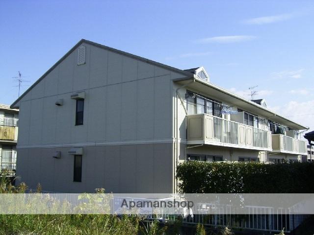 愛知県瀬戸市、瀬戸口駅徒歩7分の築25年 2階建の賃貸アパート