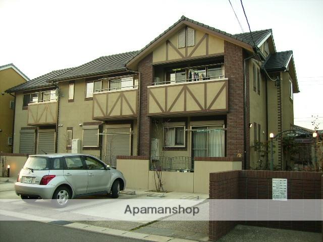 愛知県春日井市、神領駅徒歩21分の築14年 2階建の賃貸アパート
