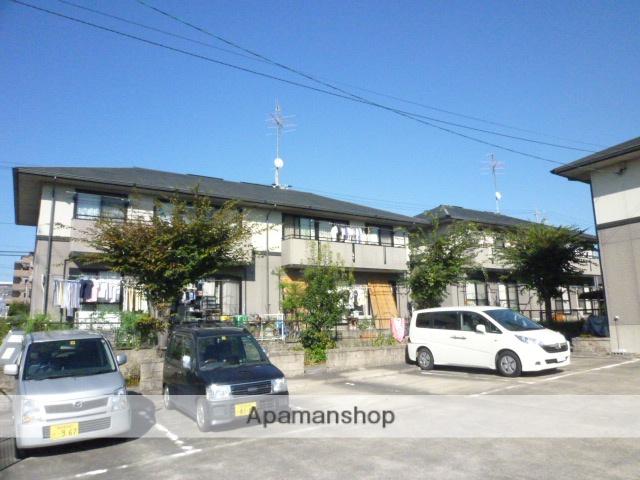 愛知県瀬戸市、瀬戸口駅徒歩4分の築21年 2階建の賃貸アパート