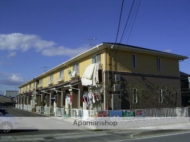 愛知県瀬戸市、瀬戸口駅徒歩8分の築24年 2階建の賃貸アパート