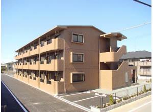 愛知県名古屋市守山区の築13年 3階建の賃貸マンション