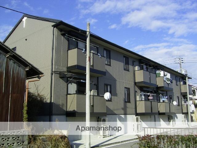 愛知県瀬戸市、新瀬戸駅徒歩18分の築14年 2階建の賃貸アパート