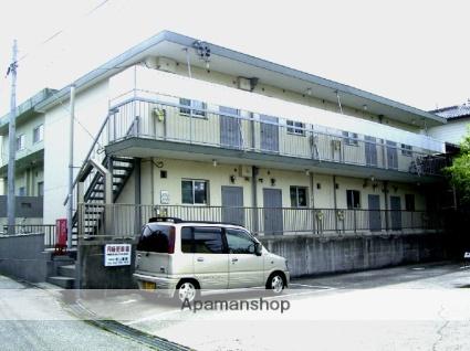 愛知県瀬戸市、水野駅徒歩7分の築46年 2階建の賃貸アパート