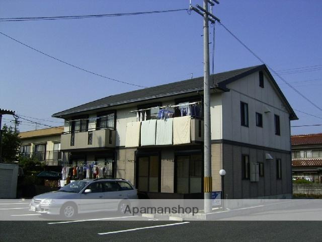 愛知県瀬戸市、山口駅徒歩4分の築19年 2階建の賃貸アパート