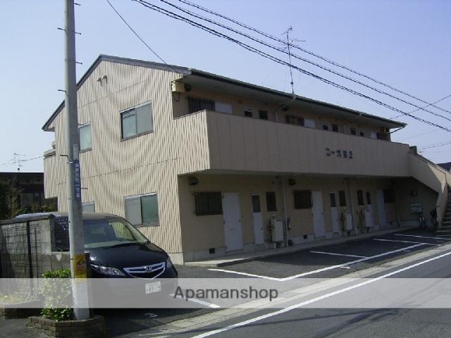 愛知県尾張旭市、尾張旭駅徒歩29分の築29年 2階建の賃貸アパート