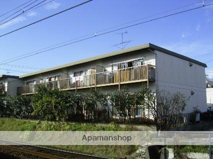 愛知県瀬戸市、水野駅徒歩1分の築32年 2階建の賃貸アパート