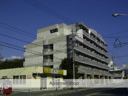 愛知県瀬戸市、山口駅徒歩7分の築24年 6階建の賃貸マンション