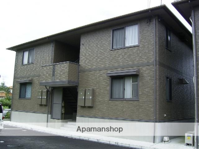 愛知県瀬戸市、山口駅徒歩2分の築15年 2階建の賃貸アパート