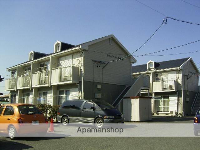 愛知県瀬戸市の築26年 2階建の賃貸アパート