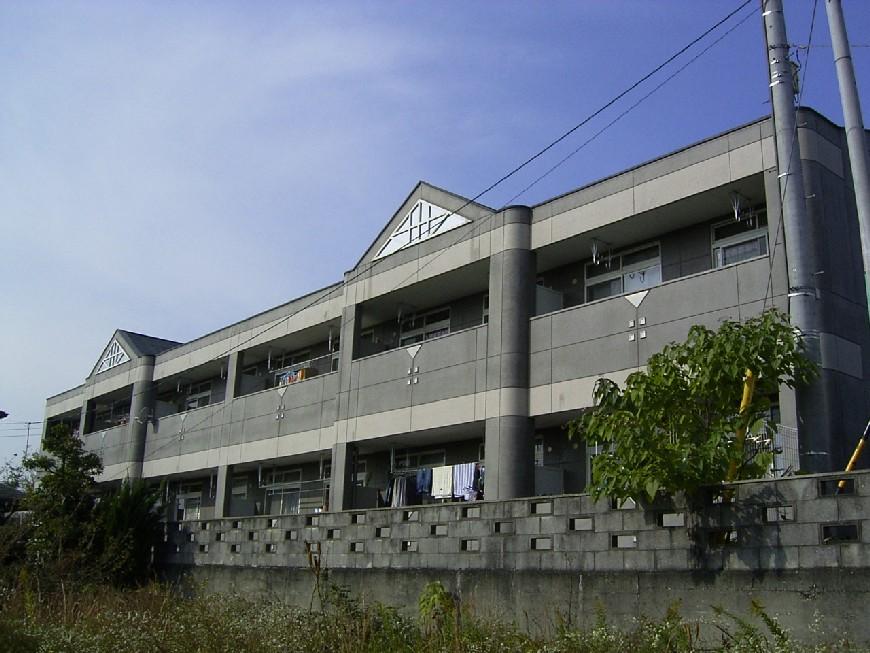愛知県瀬戸市、三郷駅徒歩13分の築19年 2階建の賃貸アパート