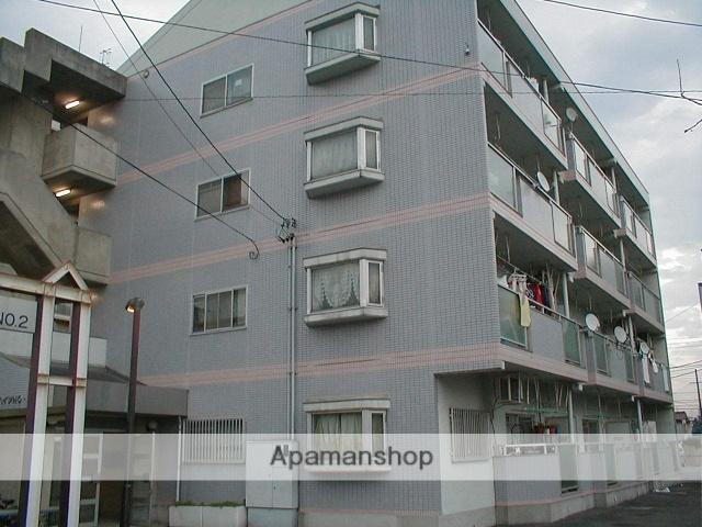 愛知県名古屋市守山区、新守山駅徒歩2分の築27年 4階建の賃貸マンション