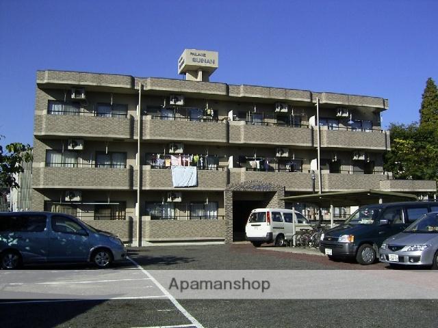 愛知県瀬戸市、新瀬戸駅徒歩10分の築22年 3階建の賃貸マンション