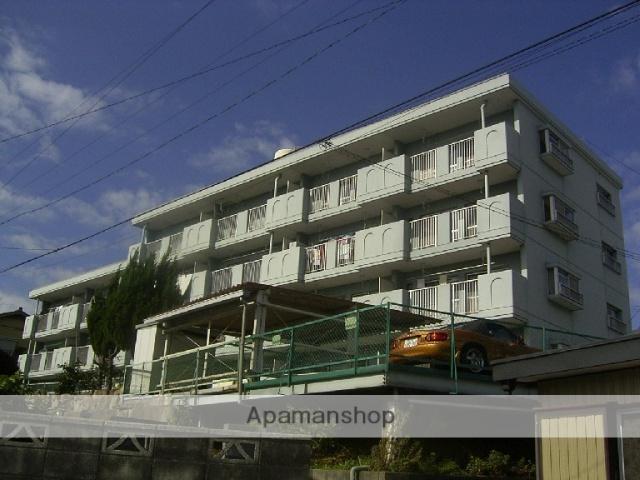 愛知県瀬戸市、水野駅徒歩3分の築34年 4階建の賃貸マンション