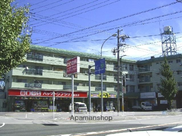 愛知県尾張旭市、印場駅名古屋市営バスバス10分庄中向下車後徒歩2分の築36年 4階建の賃貸マンション