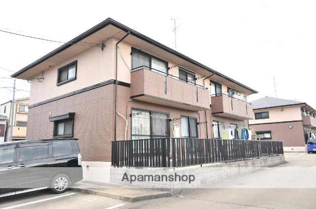 愛知県名古屋市守山区、新守山駅徒歩20分の築23年 2階建の賃貸アパート