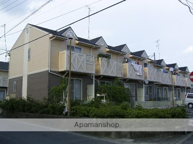 愛知県瀬戸市、水野駅徒歩5分の築18年 2階建の賃貸テラスハウス