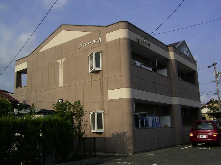 愛知県尾張旭市、旭前駅徒歩30分の築19年 2階建の賃貸アパート