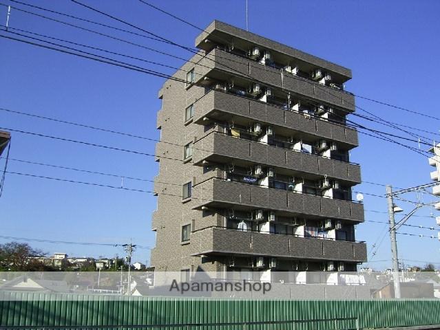 愛知県瀬戸市、尾張瀬戸駅徒歩3分の築19年 7階建の賃貸マンション