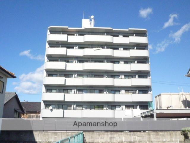 愛知県瀬戸市、瀬戸市役所前駅徒歩10分の築23年 7階建の賃貸マンション