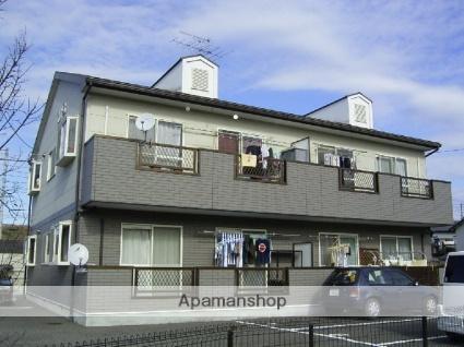 愛知県瀬戸市の築17年 2階建の賃貸アパート