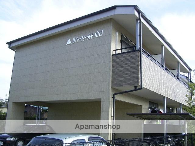 愛知県瀬戸市、山口駅徒歩4分の築17年 2階建の賃貸アパート