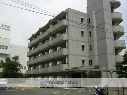 愛知県瀬戸市、新瀬戸駅徒歩5分の築22年 5階建の賃貸マンション