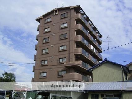 愛知県瀬戸市、水野駅徒歩12分の築22年 7階建の賃貸マンション
