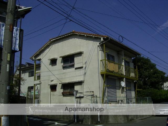 愛知県尾張旭市の築43年 2階建の賃貸アパート
