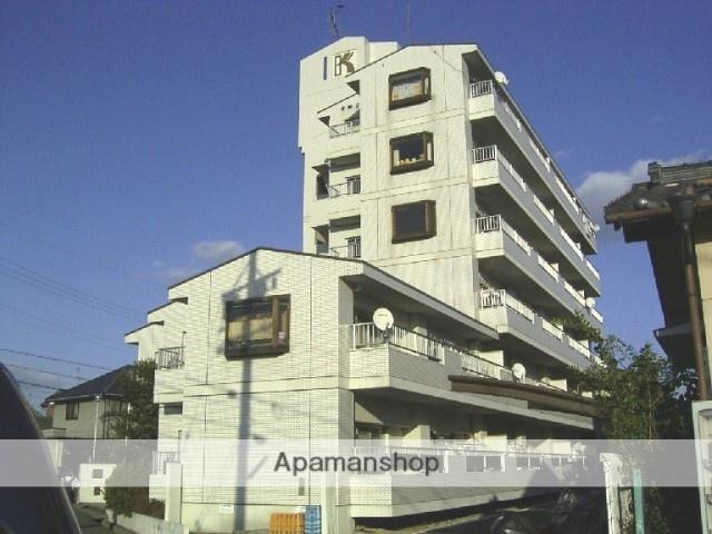 愛知県尾張旭市、尾張旭駅徒歩19分の築27年 6階建の賃貸マンション
