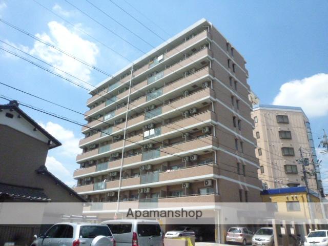 愛知県瀬戸市、水野駅徒歩10分の築14年 9階建の賃貸マンション