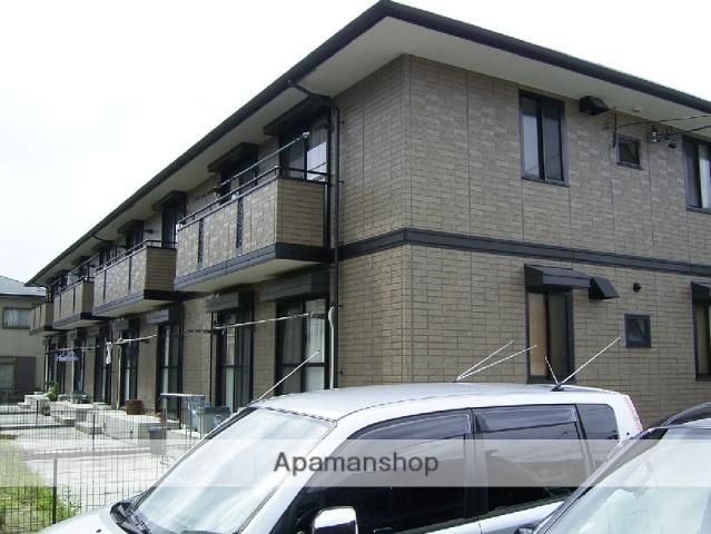 愛知県瀬戸市、山口駅徒歩5分の築17年 2階建の賃貸アパート